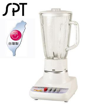 尚朋堂 1700C.C玻璃杯果汁機 SJ-1788 可拆式調理杯方便清洗
