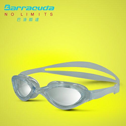 美國巴洛酷達Barracuda成人舒適型抗UV防霧泳鏡-BLISS#73320 2
