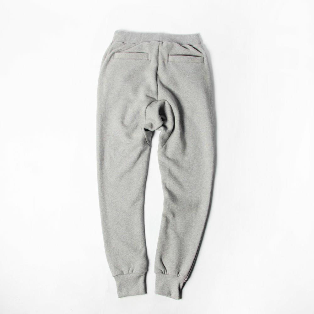 STAGE BASIC SPORT PANTS  黑色/灰色 兩色 3