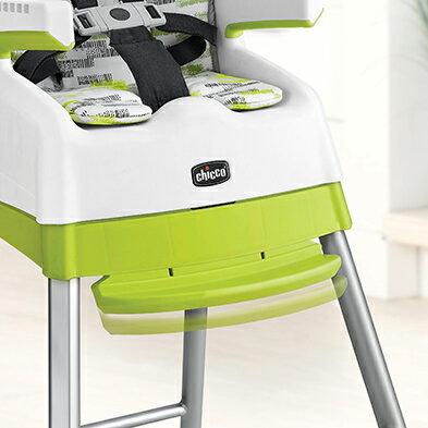 義大利【Chicco】Stack三合一多功能成長高腳餐椅(6M-3Y)-藍 6