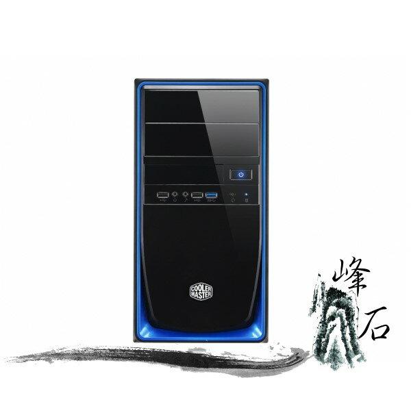 樂天限時優惠! CoolerMaster Elite 344 USB3.0 藍色 電腦機殼