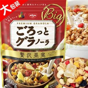 日本 日清NISSIN (500g大包裝) 早餐水果麥片 [JP471] 0