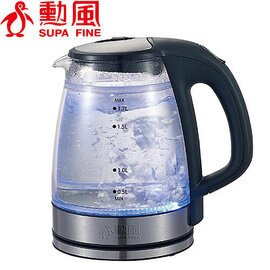★杰米家電☆『勳風』HF-3018 LED雙層快煮壺