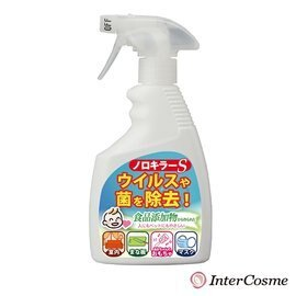【淘氣寶寶】日本製 諾羅剋星噴劑 400ml【對「流感病毒」「諾羅病毒」「大腸桿菌」有良好的抗菌能力】