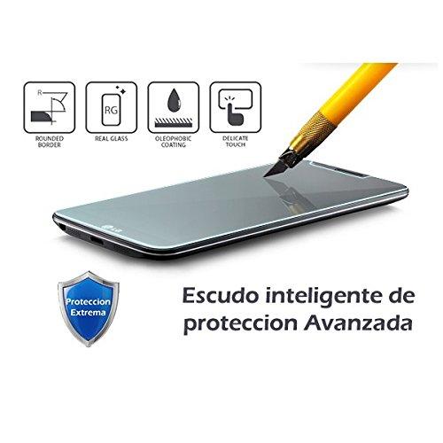Protector Pantalla Cristal Vidrio Templado Samsung Galaxy S7 . (TAMAÑO REDUCIDO DEBIDO AL 2.5D QUE TIENE LA PANTALLA DEL TERMINAL 2