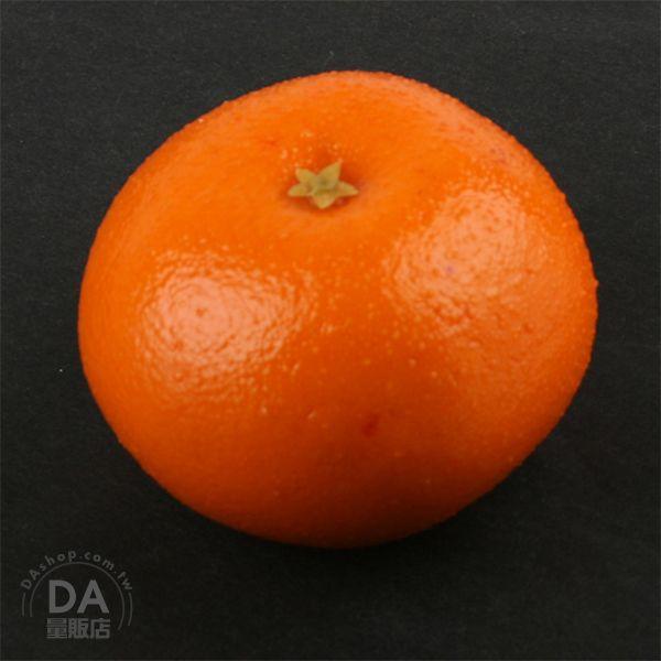 《DA量販店》仿真 橘子 水果 人造水果 假水果 裝飾 水果模型 假橘子 假椪柑 餐廳布置 裝飾(59-1207)