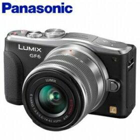 ★杰米家電☆ Panasonic 國際牌  變焦鏡頭微型單眼相機   DMC- GF6KGT9-W