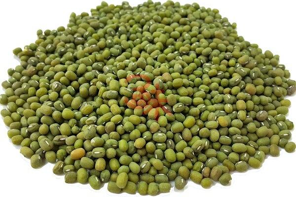 (台灣) 台灣本產毛綠豆 1包 600公克 特價60元 (粉綠豆)
