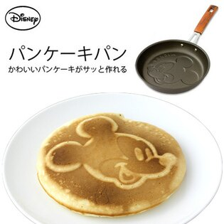 日貨 米奇造型不沾鬆餅烤盤 鬆餅鍋 煎雞蛋糕 煎蛋鍋 米老鼠 迪士尼【N201689】