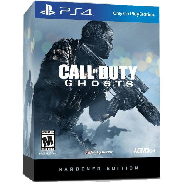 (現貨全新) PS4 決勝時刻 魅影 硬派完整版 英文美版 Call of Duty Ghosts Hardened
