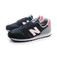 New Balance 美國慢跑鞋/跑步鞋推薦NEW BALANCE 373系列 休閒鞋 深藍 女款 no075 楦頭(窄)