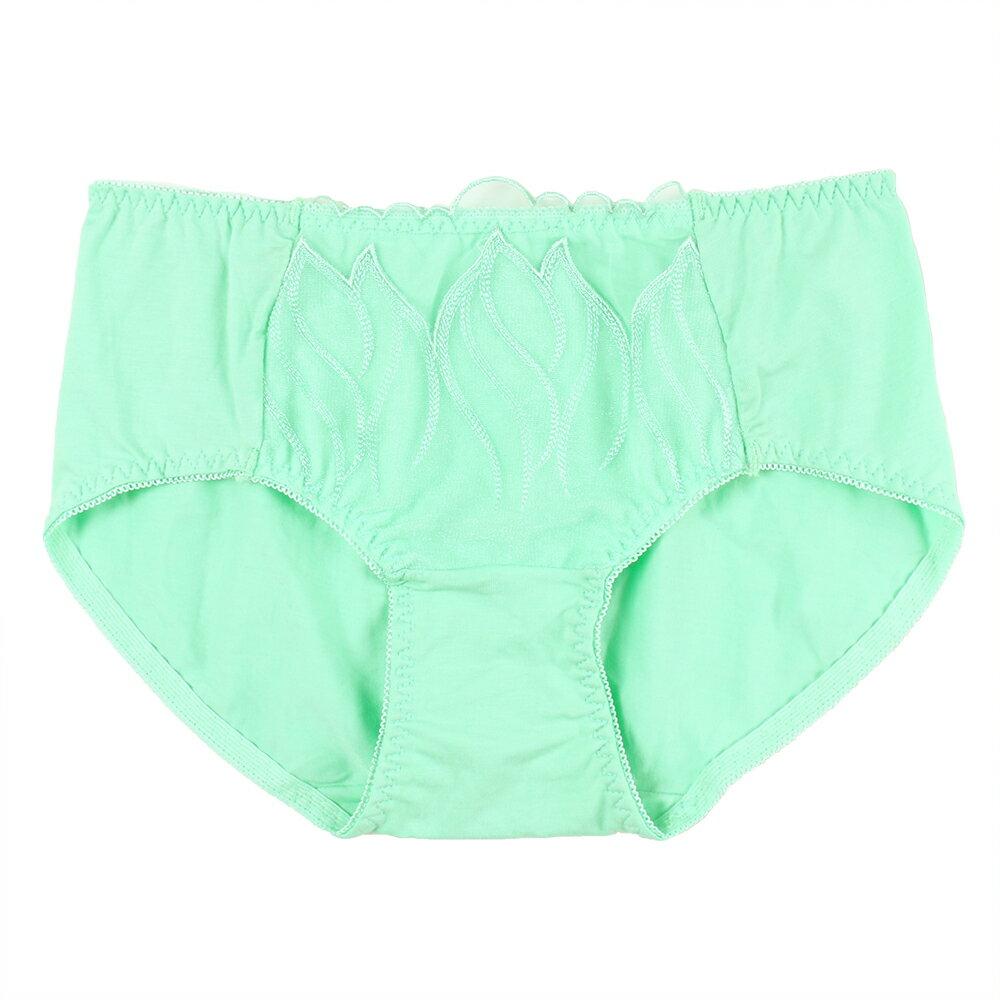 【Emon】夏綠魅影集中系列三角褲(果綠) 1