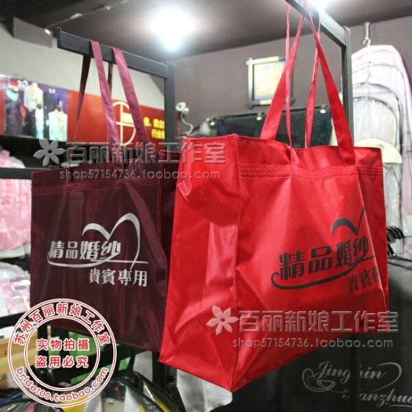 天使嫁衣【PL019】3色婚紗禮服配件防水手提收納袋˙預購