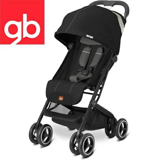 【Goodbaby】Qbit + 嬰兒手推車(黑色) MONUMENT BLACK 616240007 0