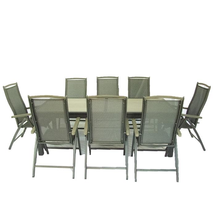 Comprar oferta muebles de jardin compara precios en for Muebles de jardin de aluminio precios