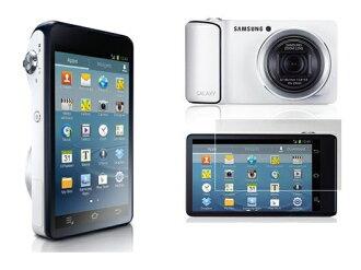 日光城。GC100 GC200 相機螢幕保護貼通用,4.8吋三星 Camera 螢幕 保貼 抗刮 耐磨 另有專用皮套