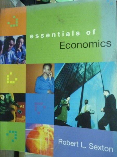 ~書寶 書T8/大學商學_PEA~Essentials of Economics_Sext