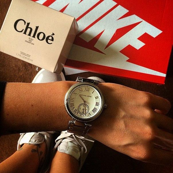 美國Outlet正品代購 MichaelKors MK 復古羅馬鑲鑽銀  陶瓷  三環 手錶 腕錶 MK5970 5