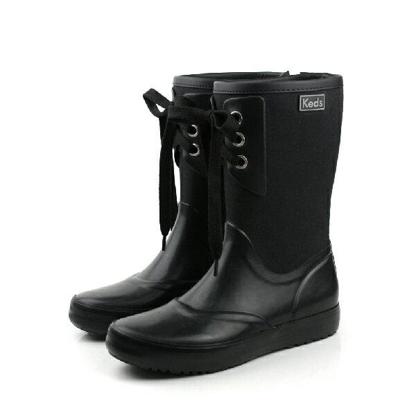 Keds 雨鞋 黑 女款 no171