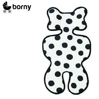 韓國【 Borny 】3D 推車涼墊 (大麥町)
