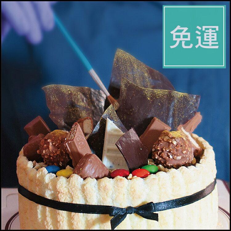 洛可可王朝❤七夕情人節蛋糕