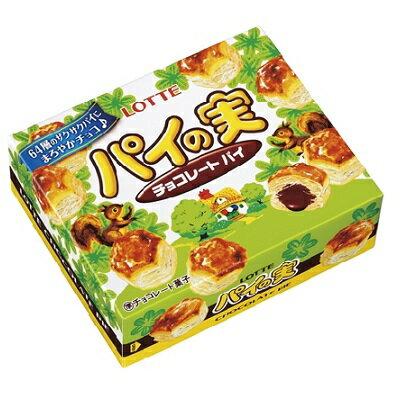 有樂町進口食品 日本進口 [LOTTE]千層派盒裝-巧克力/抹茶超值組 69g*2 4903333156511 1