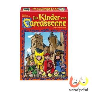 Schmidt 經典桌戲卡卡頌兒童版