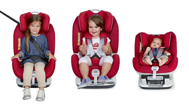 義大利【Chicco】Seat up 012 Isofix 汽車安全座椅-3色 1