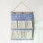 壁掛袋 多層收納袋 置物袋 信差袋  30*45【ZA0458】 BOBI  09/14 0
