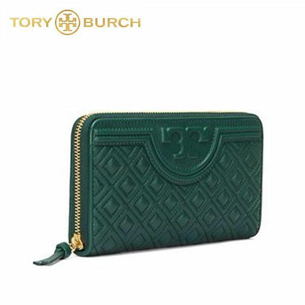 整點特賣♥樂天獨家Supersale!【Tory Burch】羊皮菱格質感長夾-4色 艾莉波波 2