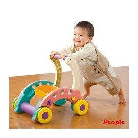 People - 折疊式簡易學步車