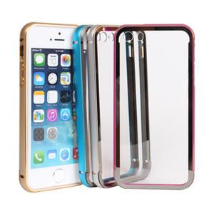 Ultimate- iPhone 5 /5S /SE 新潮雙色金屬邊框 硬質保護殼 防摔保護殼 保護套 硬殼 硬質 保護殼 手機殼 iPhone SE / iPhone 5S