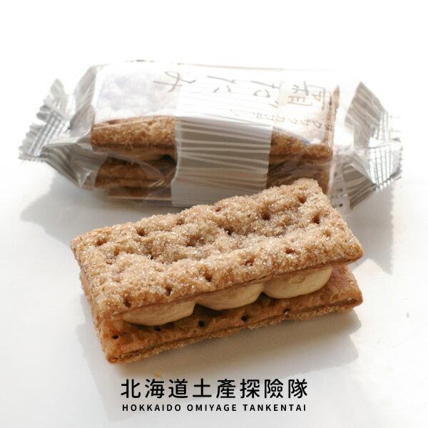 「日本直送美食」[六花亭] 卡布奇諾糖霜千層派 (10枚) ~ 北海道土產探險隊~
