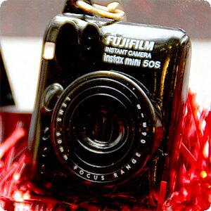 『樂魔派』富士 MINI MINI25 MINI50S 拍立得相機造型鑰匙圈吊飾 另售迪士尼卡通底片