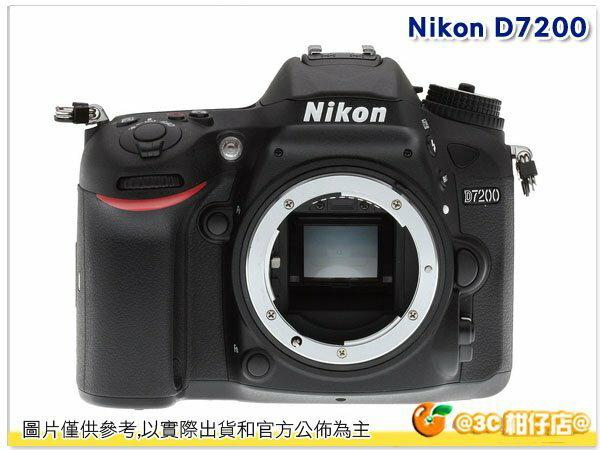10/31前送原電+千元現金卷 Nikon D7200 body 單機身 國祥公司貨 再送 Sandisk 64G+副電+快門線等好禮