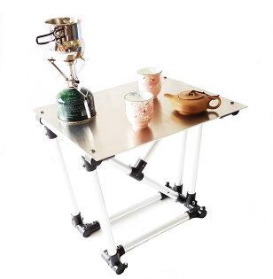 戶外休閒桌  /  多功能露營桌  /  折疊式泡茶桌  /  折疊桌 /  野餐桌    TA1602