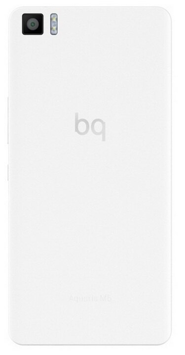 BQ AQUARIS M5 4G 16GB - 3GB RAM BLANCO 2