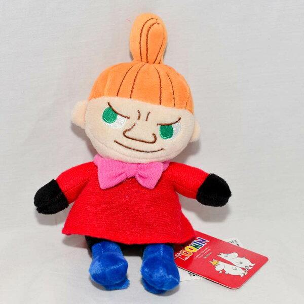 MOOMIN 嚕嚕米 小不點亞美 布偶 吊飾 日本正版商品