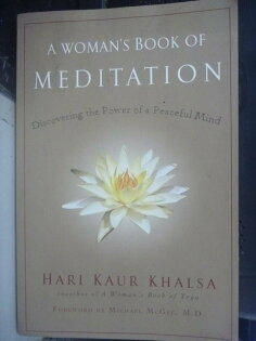 【書寶二手書T3/勵志_WFW】A Woman's Book of Meditation:..