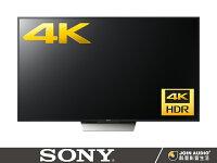 SONY 索尼推薦到需預購  SONY 液晶電視 KD-85X8500D 85吋 4K HDR Wi-Fi 960Hz An熱線02-2847-6777