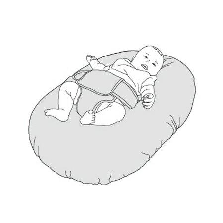 『121婦嬰用品館』unilove 哺乳枕 - 橘 7