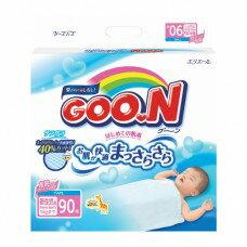 『121婦嬰用品館』大王 境內版尿布 NB (90片*4包/箱) 0