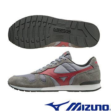 D1GA160007 (灰X暗紅) MIZUNO 1906 ML87 休閒款慢跑鞋 A【美津濃MIZUNO】