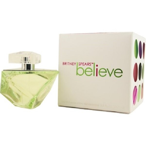 Believe eau de parfum vaporizador 100ml by britney spears 0