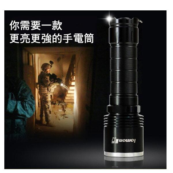 升級版 美國進口L2燈 T6 超強量光手電筒 IPX7防水 露營 釣魚 夜遊 ST91 居家停電照明不斷電