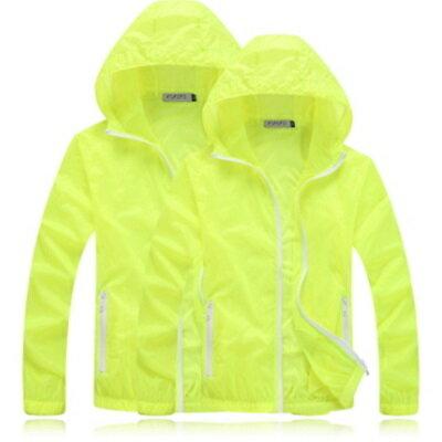 防曬外套連帽夾克-簡約防風防水抗UV男外套7色73ei25【獨家進口】【米蘭精品】