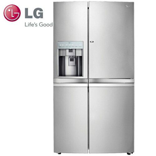 LG 樂金 GR~DP78S 電冰箱 775L 直驅變頻 冰飲機 門中門 ~  好康折扣