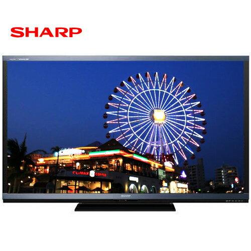 SHARP 夏普 LC-52G7AT 52吋液晶電視   4原色 3D電視 日本原裝