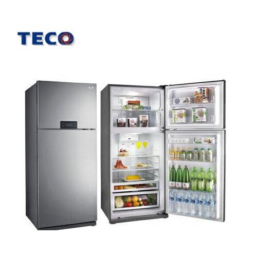 TECO 東元 R5210S 雙門冰箱 520L