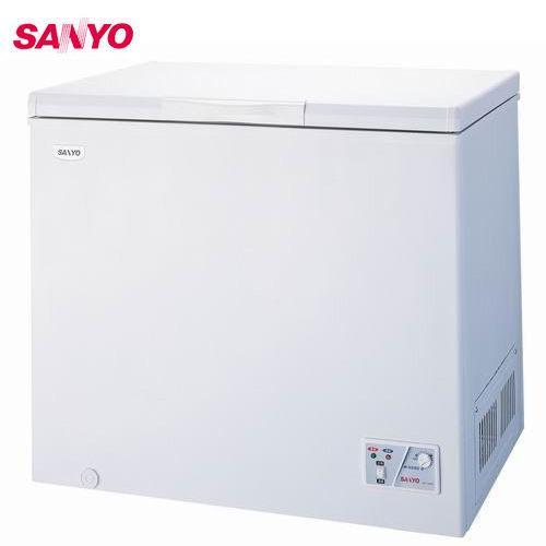 SANYO 三洋 SCF-249K/249T 249L 上掀式冷凍櫃